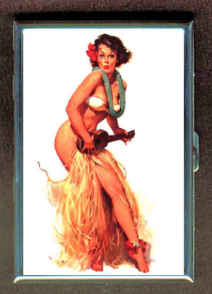 Pin Up Ukulele. PIN UP GIRL UKULELE HAWAII ID